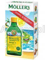 MOLLERS Tran cytrynowy 250 ml - @llecco.pl