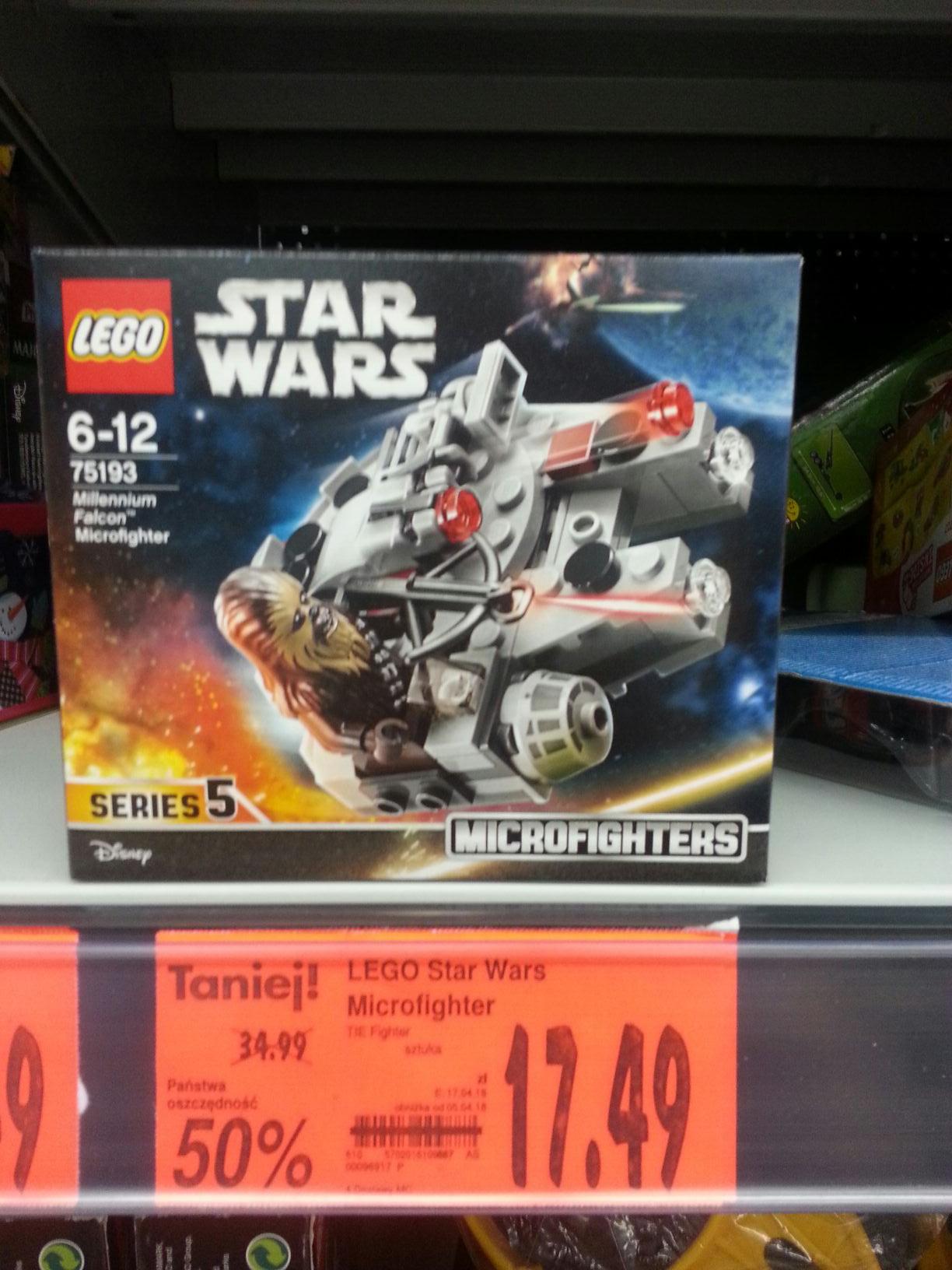 [Kaufland] (Stalowa Wola) LEGO 75193