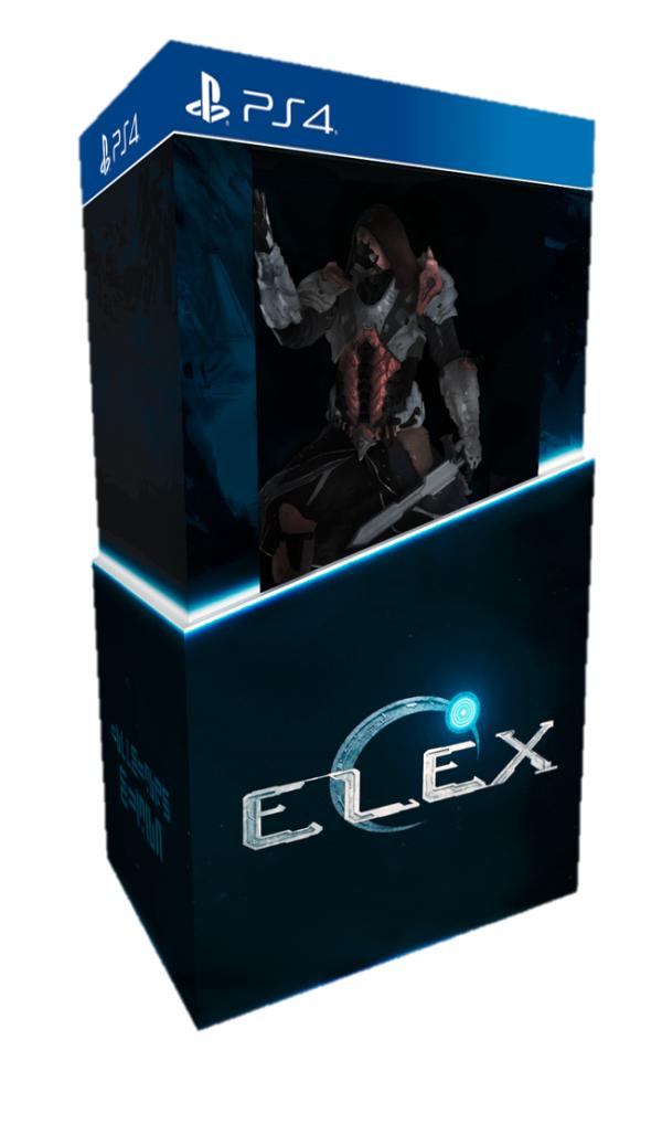 Elex - Edycja Kolekcjonerska [PC, Xbox One, Playstation 4] @ Wirtus