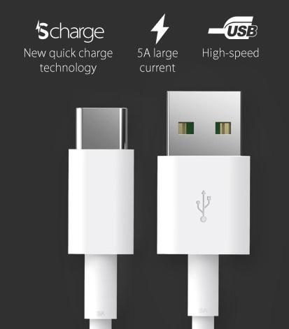 UGREEN type C i Micro USB, ORICO AC5-05 type C i Micro USB kabelki