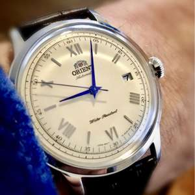Zegarek ORIENT Bambino - 17 modeli, automat, wersje od 1 do 4