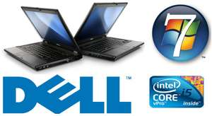 Poleasingowy laptop Dell E5410 (i5, 4GB ram, 250GB dysk, 14', Windows 7) @ Allegro