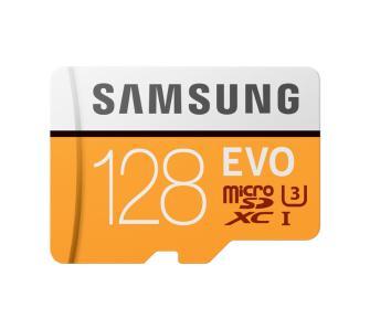 OleOle - Samsung microSDXC Evo Class 10 UHS-I U3 128GB + zapychacz za 20 zł