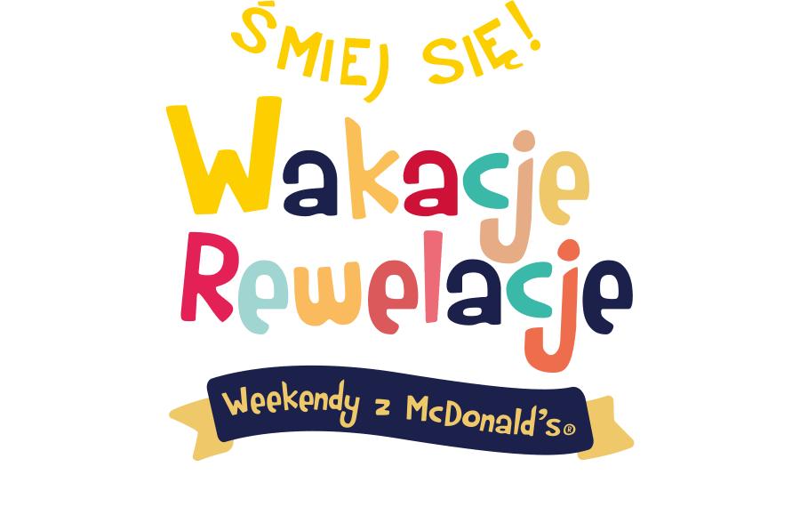 Rodzinne Wakacje Rewelacje @ McDonald's