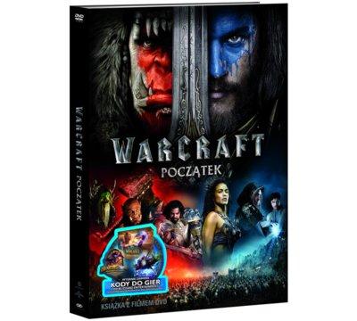 DVD Warcraft: Początek ++ Kody do gier