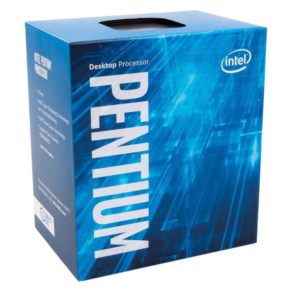 Intel Pentium G4560 3.5GHz LGA1151 BOX @Allegro