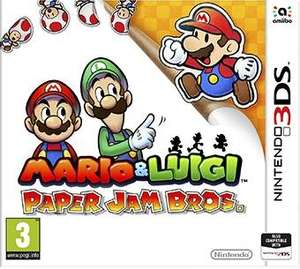 Mario and Luigi: Paper Jam Bros (3DS)