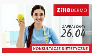 [26.04] Bezpłatne konsultacje dietetyczne @ Apteka Ziko (Kraków)