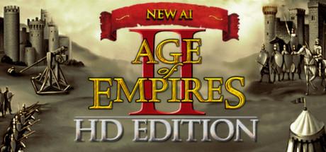 Age of Empires II HD za 14,39zł [PC] @ Steam