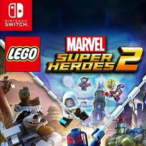 Lego Marvel Super Heroes 2 (Nintendo Switch) @ The Game Collection
