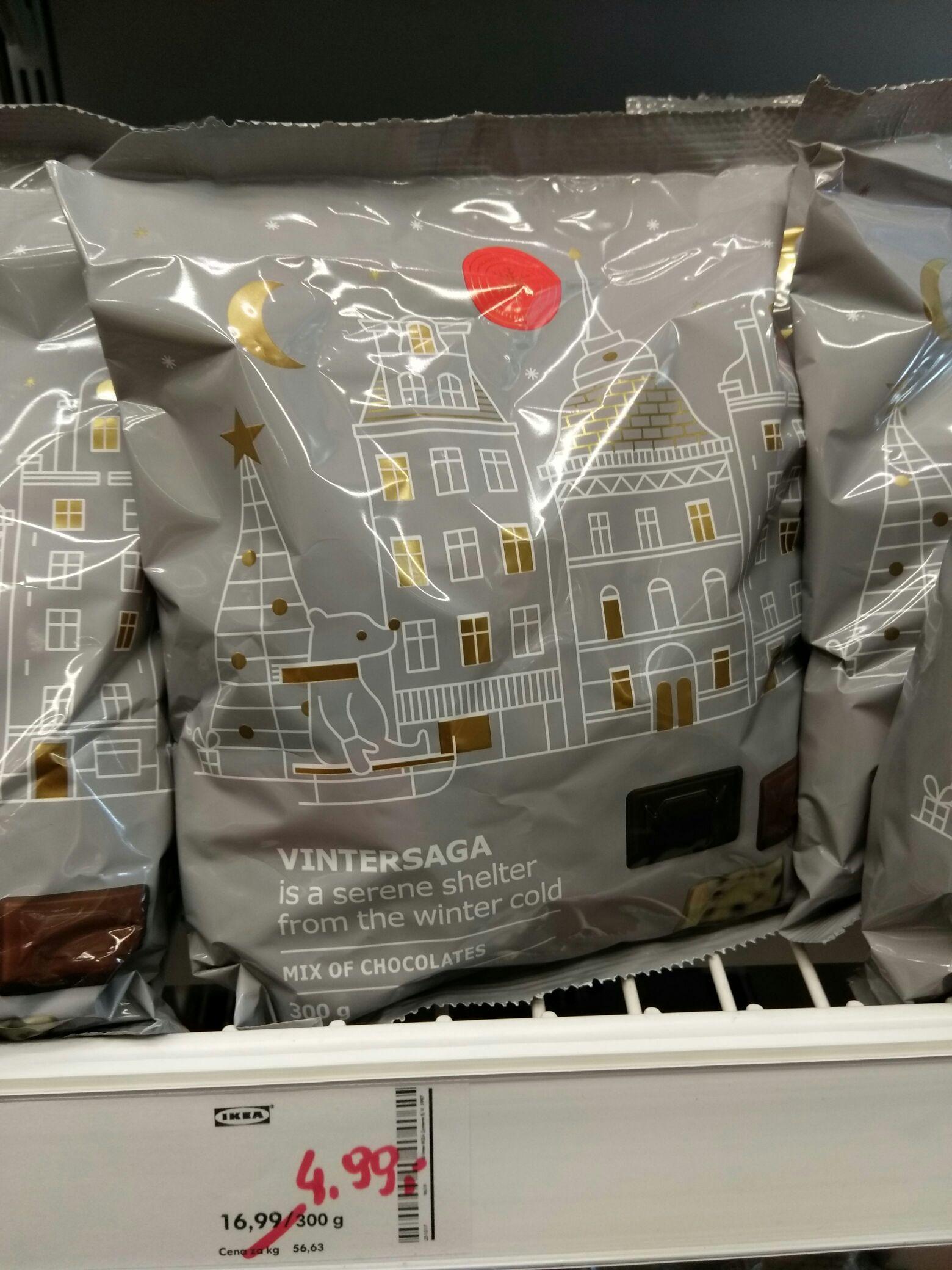 Mix czekoladek w Ikea Lublin