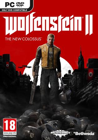 Wolfenstein II: The New Colossus [PC, pudełko + kod steam] za ~57,50zł z darmową wysyłką @ ShopTo