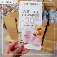28.04.18 Promocja na kubki Jiffy i nie tylko w Homla / Galeria Kazimierz w Krakowie