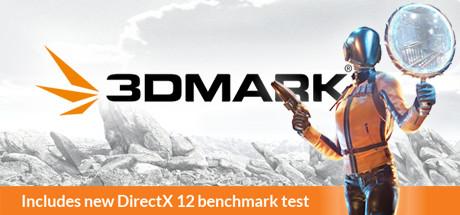 3Dmark promo -75% (a także 81% na pakiet z Pcmark i Vrmark)