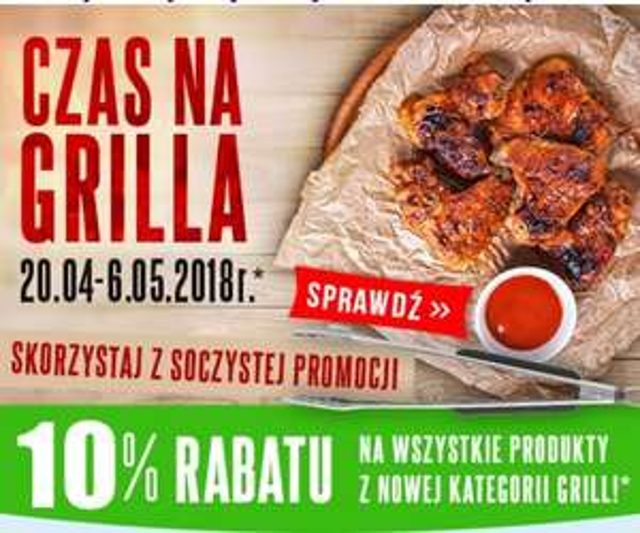 10 % rabatu od Polski Koszyk