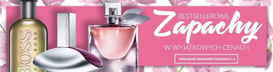 Markowe perfumy -60 % z kartą empik i bez karty