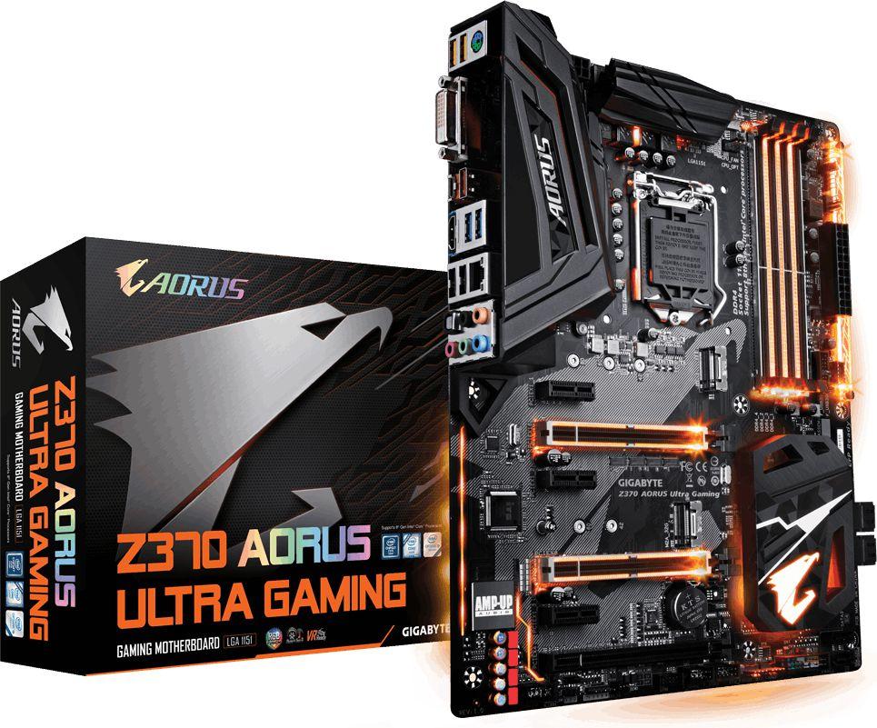 Z370 AORUS Ultra Gaming za 499 zł + Far Cry 5 gratis