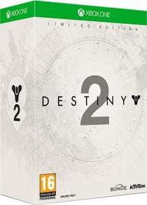 Destiny 2 Limited Edition Xbox one ultima.pl