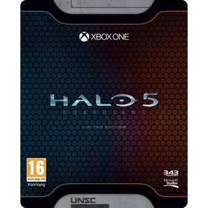 Halo 5 Guardians Limited Edition (XBOX ONE) PL - grajtanio.pl