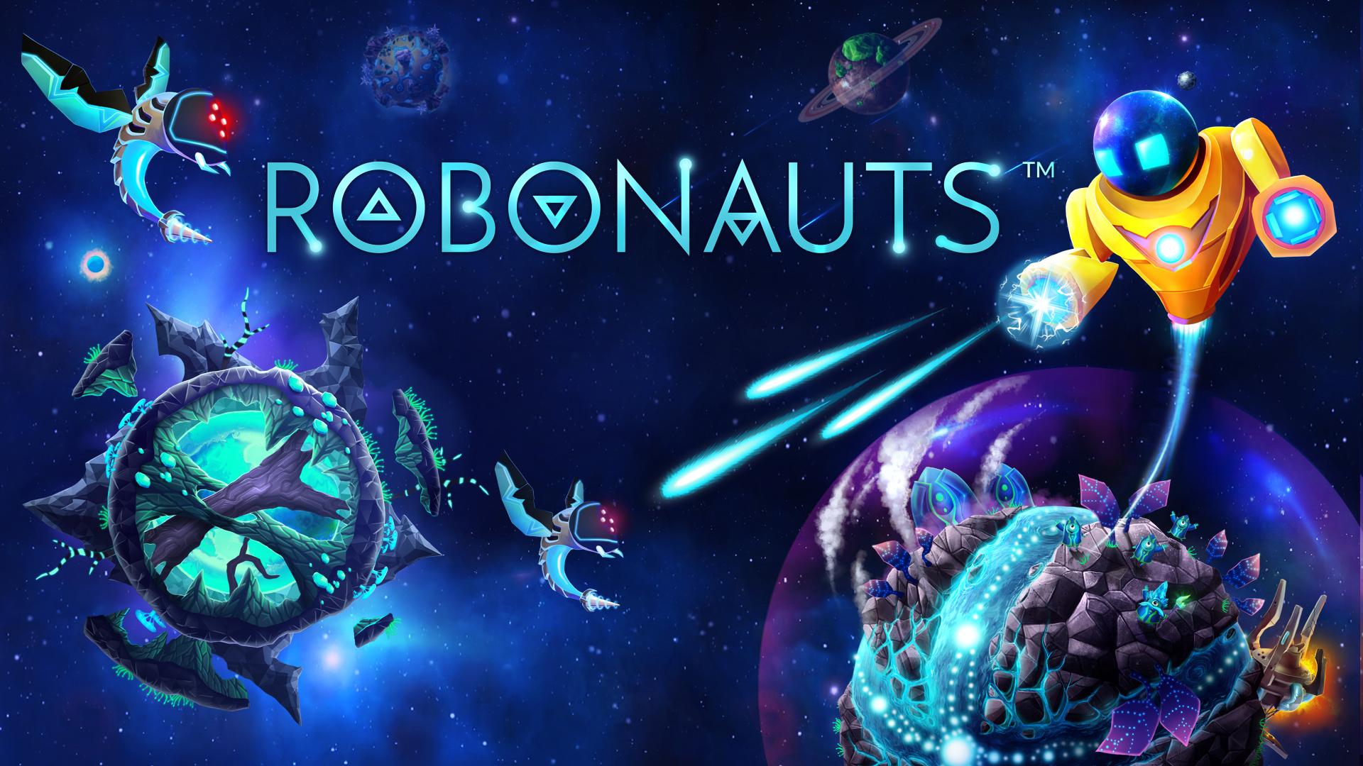 Robonauts [Nintendo Switch] @ Nintendo eShop