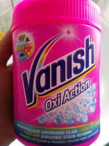 Tesco Vanish odplamiacz