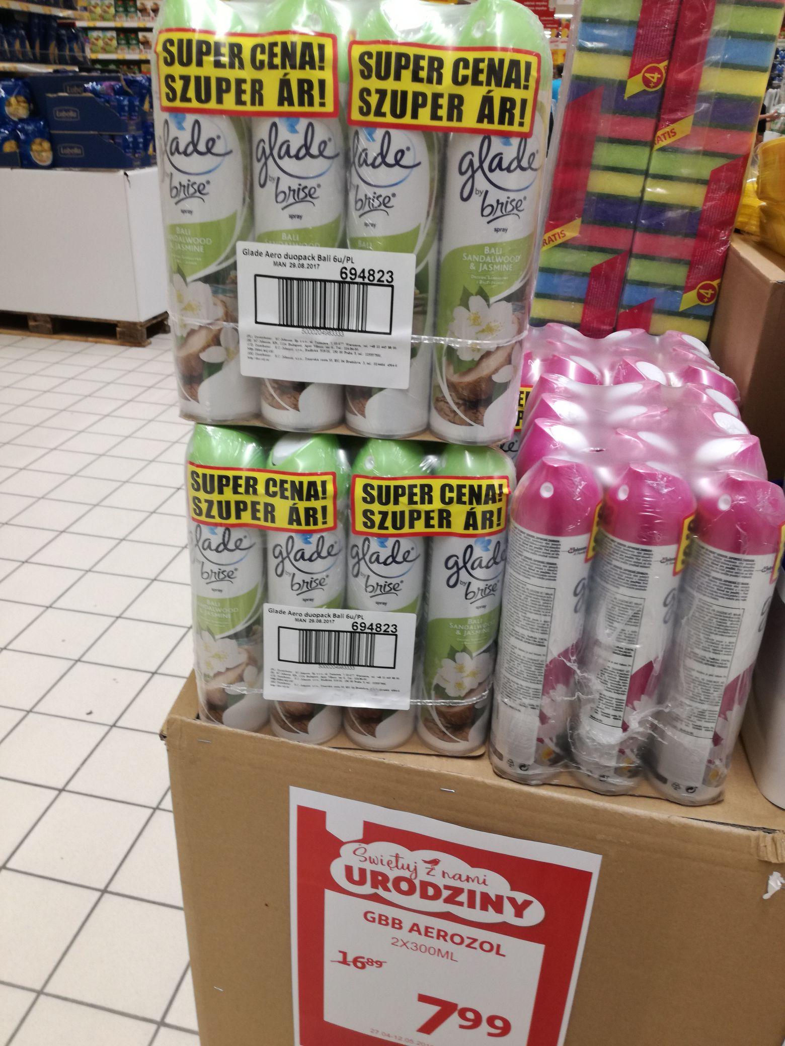 Dwupak Brise Glade Auchan