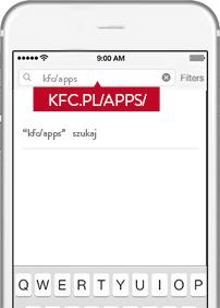 Gratisowy bajgiel śniadaniowy od KFC (dostawa)