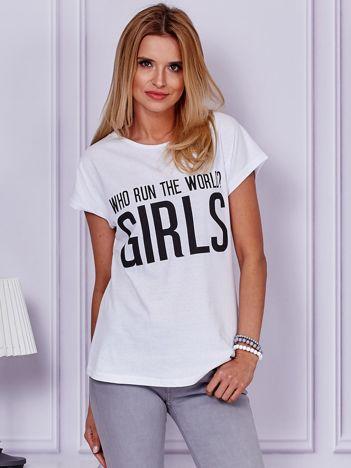 Butik- t-shirty kolorowe z nadrukami -wyprzedaż