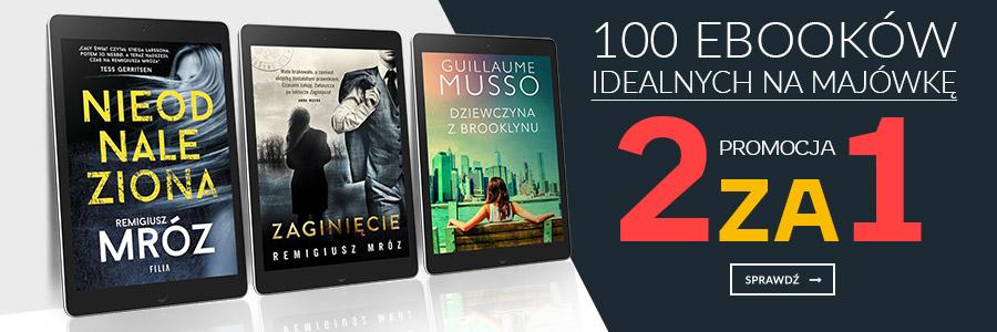 100 ebooków 2 za 1 @Empik