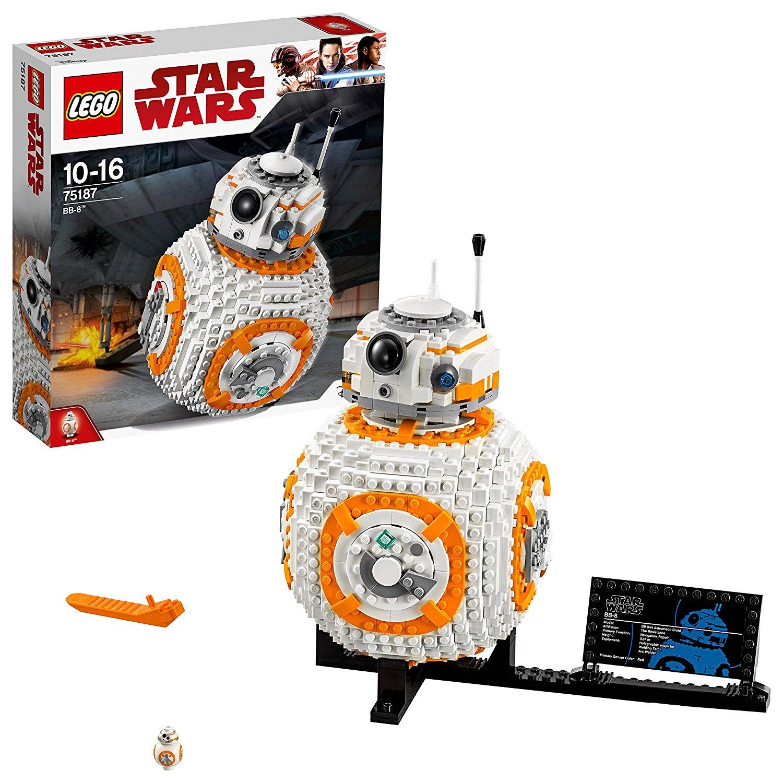 Klocki LEGO Star Wars BB-8 75187