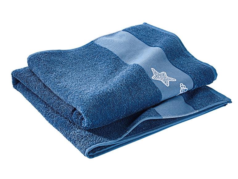 Bawełniane ręczniki za 8/12/20/30zł @ Lidl