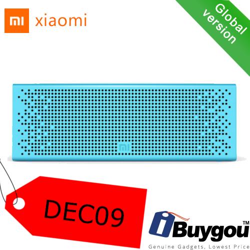 Xiaomi Mi Bluetooth Speaker Global $28,99