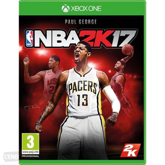 NBA 2K17 xbox one NOWA