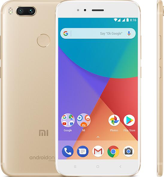 Xiaomi Mi A1 (4 / 64, złoty, wysyłka z EU) za 195$
