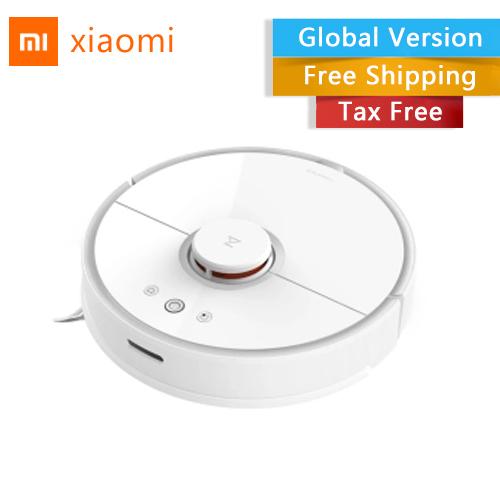 Odkurzacz Xiaomi Mijia Roborock Vacuum Cleaner 2 za 439$ (wysyłka z EU)