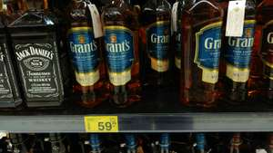 Whisky Grants Ale Cask 1L za 59,99 w Carrefour