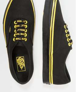 Trampki vans authentic czarne