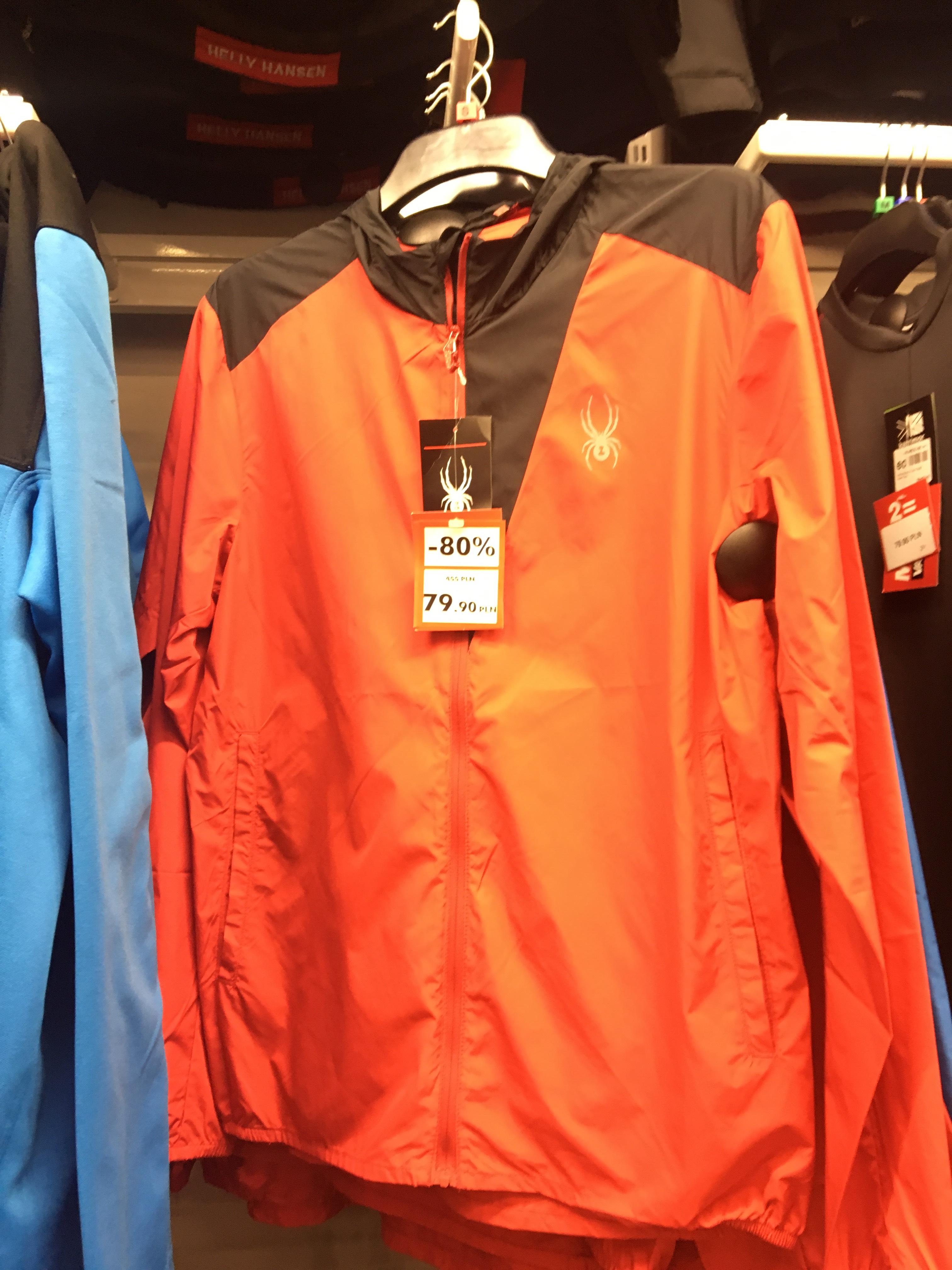 Bluzy funkcyjne marki SPYDER - Sports Direct