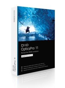 DxO OpticsPro 11 Essential for Free