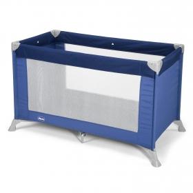 Łóżeczko turystyczne Chicco Good Night (grafitowe lub niebieskie) za 50% ceny! @ Satysfakcja
