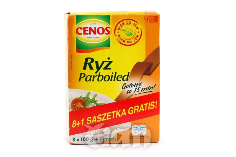 Ryż parboiled 8 x 100 g + 1 saszetka gratis Cenos @ Kaufland