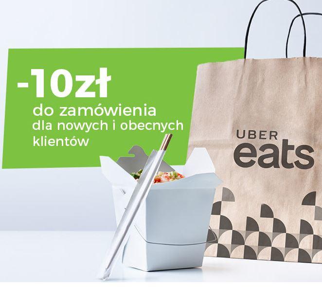 -10 zł na zamówienie w Uber Eats @goodie