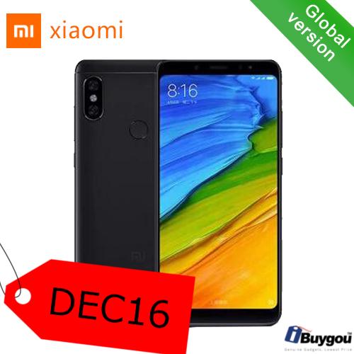 Xiaomi Redmi Note 5 3/32GB $208,99