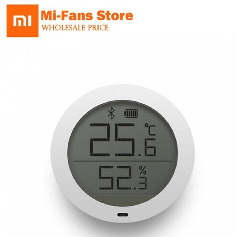 Xiaomi Mijia Bluetooth Temperature Humidity Sensor - czujnik temperatury i wilgotności @ JoyBuy