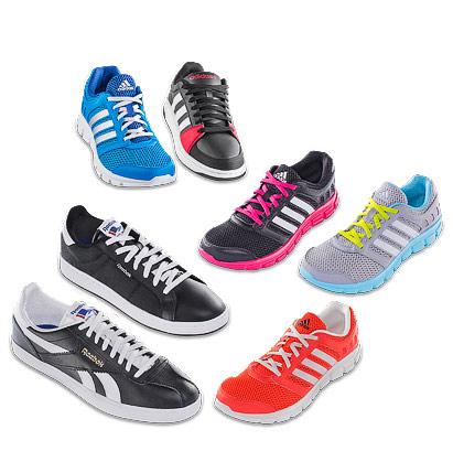 Buty Adidas/ Reebok po 129,90zł @ Kaufland