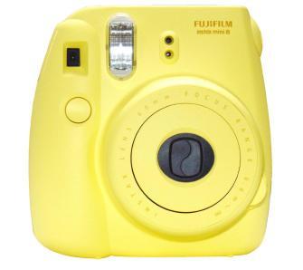 Fujifilm Instax Mini 8 + 2 wkłady (20 foto) + etui