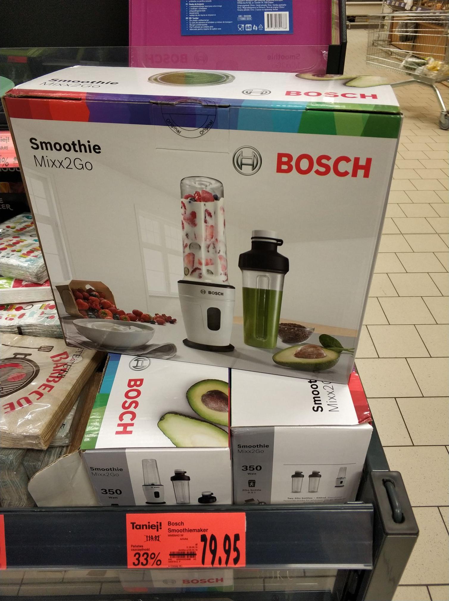 Bosch Smoothiemaker