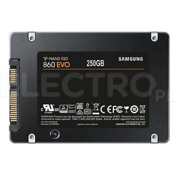 Dysk SSD Samsung 860 EVO SATA 250 GB 3D V-NAND darmowa dostawa