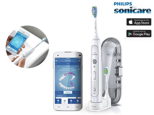 Szczoteczka soniczna Philips Sonicare HX9192/01 (62000 ruchów na minutę, Bluetooth, aplikacja iOS/Android) @ iBood