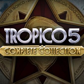 Tropico 5: Complete Collection za ok. ~18zł @ Fanatical